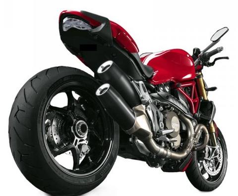 Ducati モンスター 821/1200 LEDテール