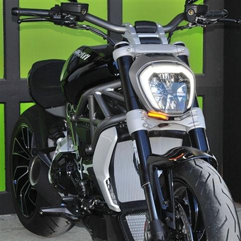 X-ディアベル LED フロントウインカー