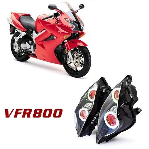 VFR800 02-12 HIDプロジェクターキット