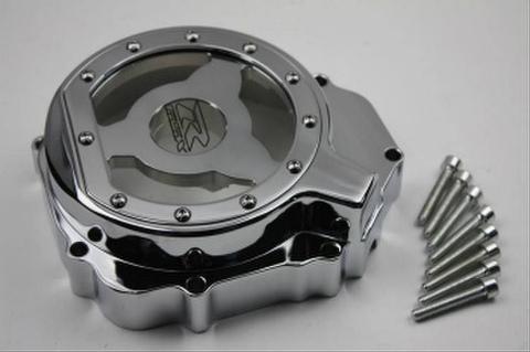 GSX-R1000/750/600 エンジン/スターター クリア スケルトン カバー