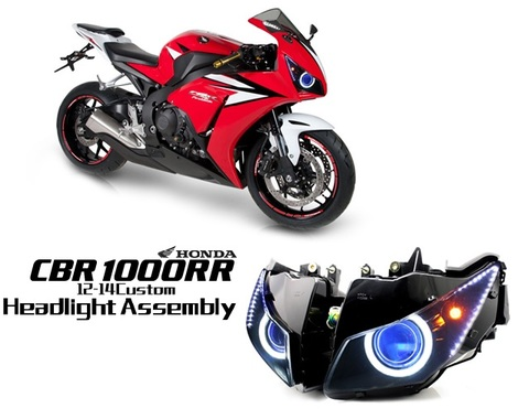 CBR1000RR 12-15 HIDプロジェクターキット Ver.1