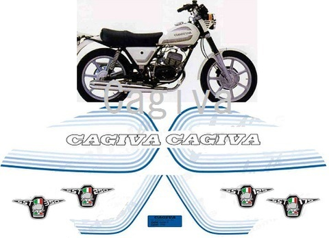 カジバ SST 125/175/250/350 グラフィック