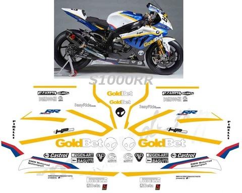 S1000RR SBK グラフィックステッカー②