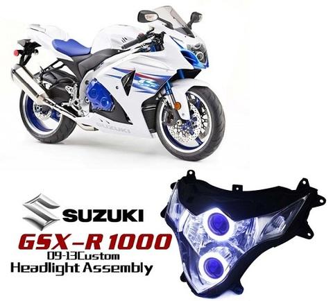 GSX-R1000 09-15 HIDプロジェクターキット