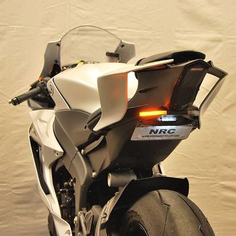 YZF-R6 17-18 LEDウインカー+フェンダーレスキット