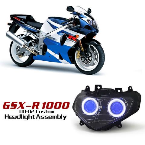 GSX-R1000 00-02 HIDプロジェクターキット