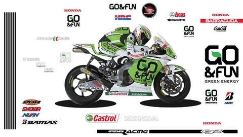 moto GP ホンダ レース グラフィック ステッカー デカール