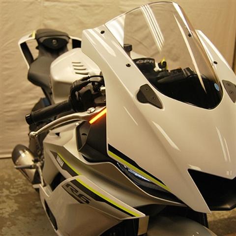 YZF-R6 17-18 LED フロントウインカーキット