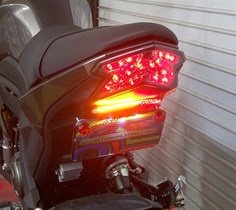 Z125 Pro LED フェンダーレスキット ver.2