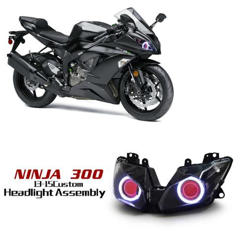Ninja 250/300 HIDプロジェクターキット