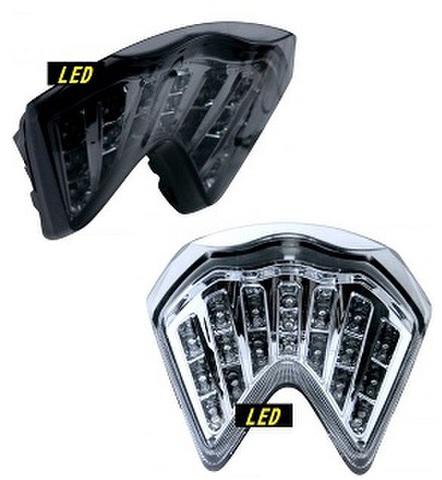 KTM 690 Supermoto LED テール