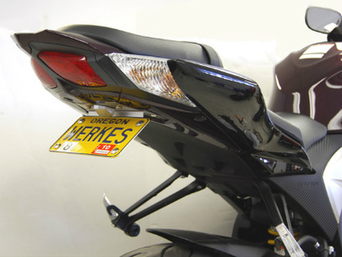 Competition Werkes GSX-R1000 フェンダーレス