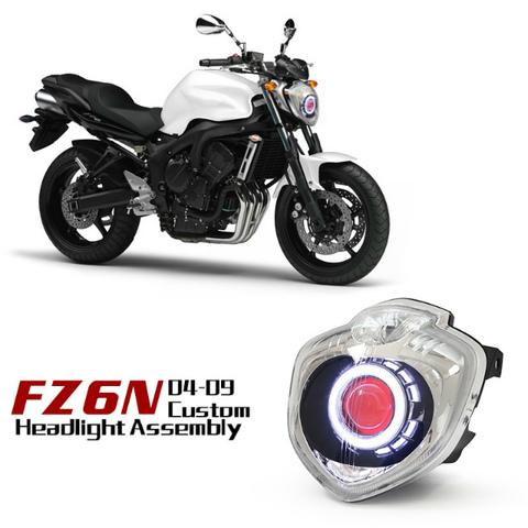FZ6/N 04-09 HID プロジェクターキット