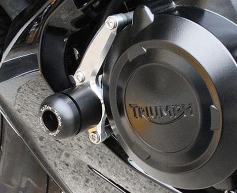 2013 daytona/デイトナ 675 R フレームスライダー