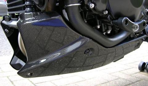 スピードトリプル 11- カーボン/ベリーパン/アンダーカバー