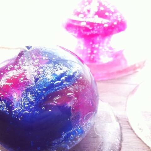 clear marble -maru-