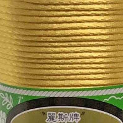 4号線 芥子色ラメ無 1m