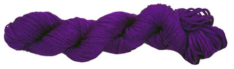 流蘇 濃い紫色