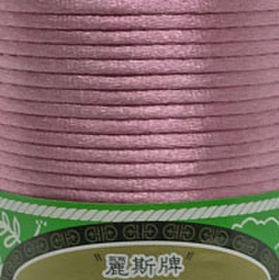 4号線 浅紫色ラメ無 1m