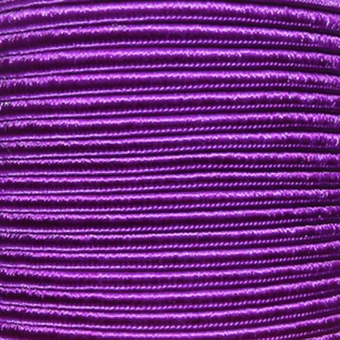 扁線 紫色 1m