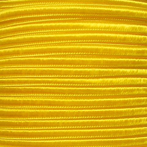 扁線 黄色 1m