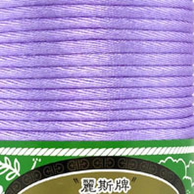 3号線 薄紫色ラメ無し 1m