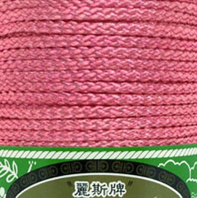 曼波線 濃いピンク色 1m