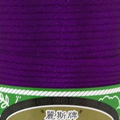 4号線 濃い紫色ラメ無 1m