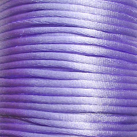 4号線 薄紫色ラメ無 1m