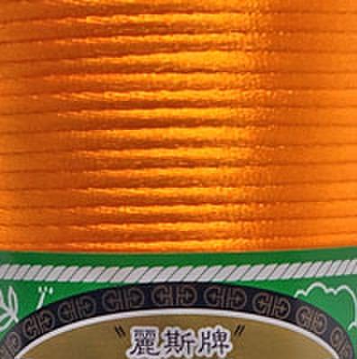4号線 オレンジ色ラメ無 1m
