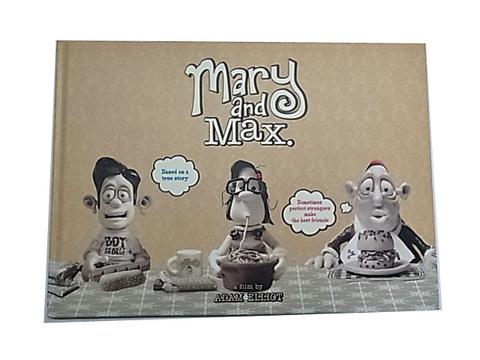『メアリー&マックス』劇場パンフレット