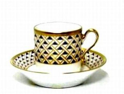 リチャードジノリ・インペロダイヤモンド コーヒーC/S 25%Off