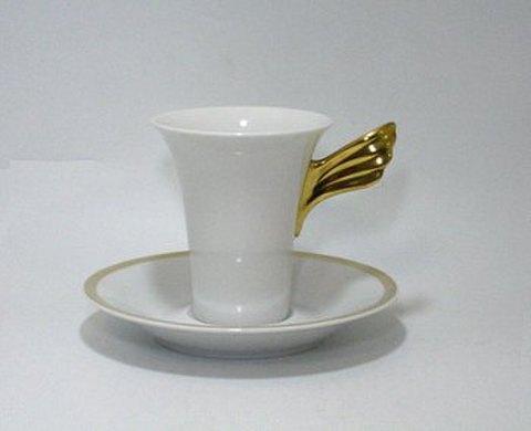 ヴェルサーチ・ローゼンタール・メアンデルゴールド コーヒーC/S 20%Off