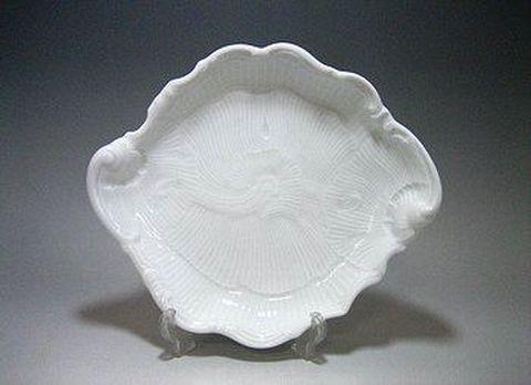 リチャードジノリ・ベッキオホワイト 20cmシェルディッシュ5251 30%Off