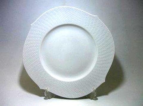マイセン 【波の戯れホワイト】 28.5cmプレート 31%Off