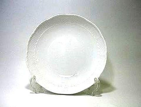 リチャードジノリ 【ベッキオホワイト】  19cmラウンドディッシュ5235 15%Off