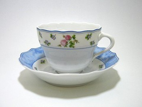 フッチェンロイター・アマリエンブルグブルー コーヒーC/S 30%Off