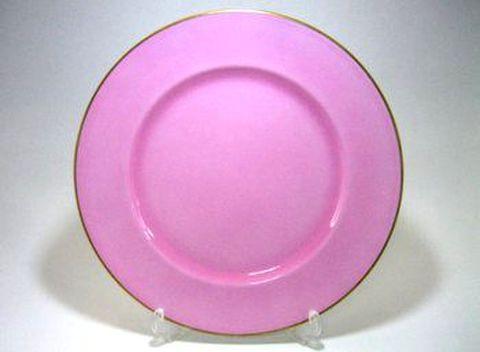 リチャードジノリ 【ファルダオロ・インテリアデザイン】 ピンク 31cmラウンドプラター 25%Off