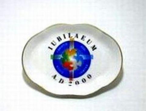 リチャードジノリ・ジュビレオコレクション 12cm楕円小皿ミレニアム 25%Off