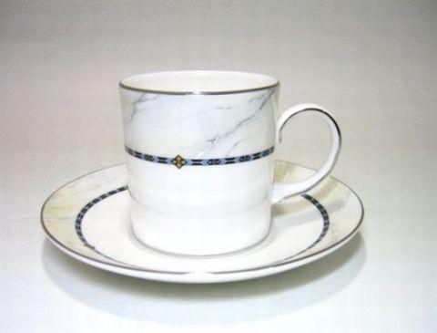 ウェッジウッド 【グィネヴィア・花Wロゴ】 コーヒー(キャン)C/S 30%Off