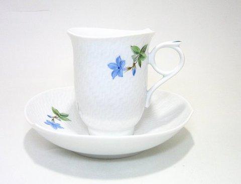 マイセン・アルペンフローラ・616101 コーヒーC/S ・29582   30%Off