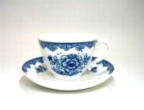 リチャードジノリ・ジャルディーノブルー コーヒーC/S 30%Off