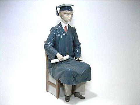 リヤドロ 5198 僕の卒業式 20%Off