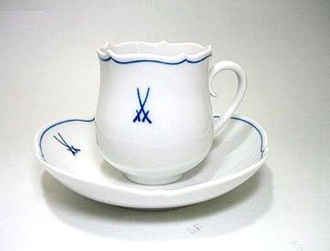 マイセン 【マイセンVIP・825009】  コーヒーC/S・23582 21%Off