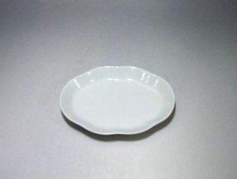 リチャードジノリ・ベッキオホワイト 12cmオーバルディッシュ5069 30%Off