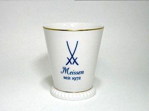 マイセン・マイセンロゴ・778897 1972年歴代ロゴゴブレット・55464 20%Off