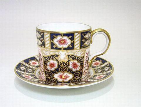 ロイヤルクラウンダービー 【イマリ・ジャパン】 コーヒーC/S 15%Off