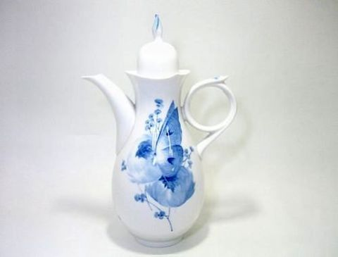 マイセン 【青い花・614701】 コーヒーポット・28694 1.3L 30%Off