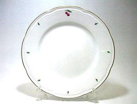 リチャードジノリ・ボンジョルノチェリー 25cmプレート  30%Off