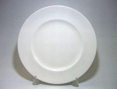 リチャードジノリ・ラゴホワイト 27cmプレート 20%Off